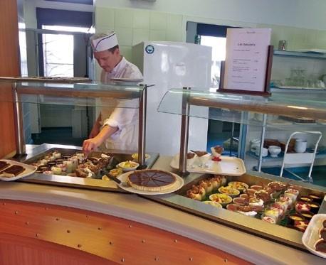 Ascanis Urssaf Du Rhone A Lyon Une Prestation Culinaire