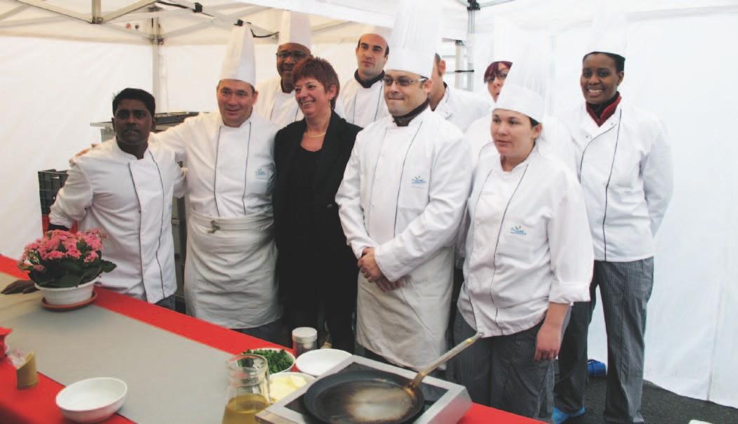 Trappes se dote d une nouvelle cuisine centrale - Definition d une cuisine centrale ...