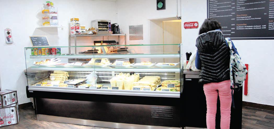 Une offre travaill e et des produits frais restauration for Cherche emploi restauration collective