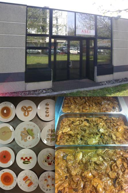 Une cuisine volutive et valoris e chez asei restauration for Restauration collective emploi