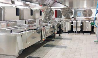 Equipement archives restauration collective - Definition d une cuisine centrale ...