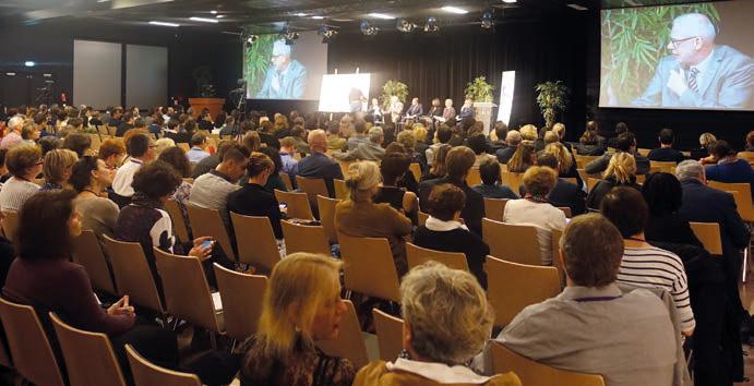 Les Rencontres de l'intendance 2017 à Lyon © K. Averty