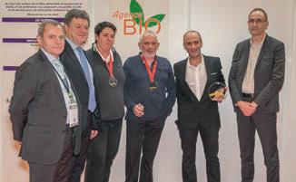 La remise des Trophées Restau'Co de l'Innovation ©S.Alexandre