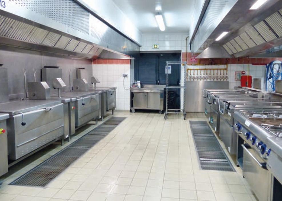 La cuisine centrale r gal des les bien quip e en froid - Definition d une cuisine centrale ...