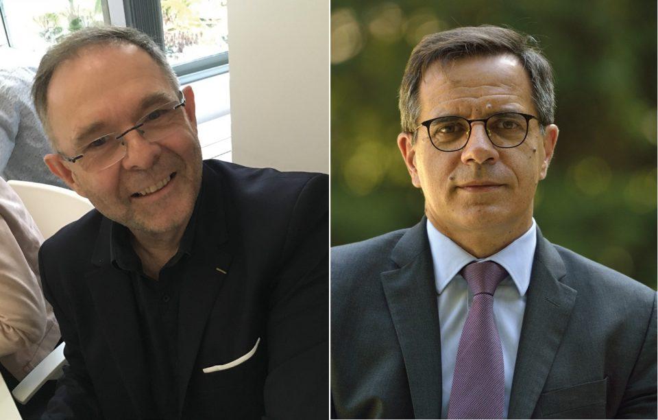 Didier Girard et Frédéric Descrozaille DR / © Jean Luc Lamaère