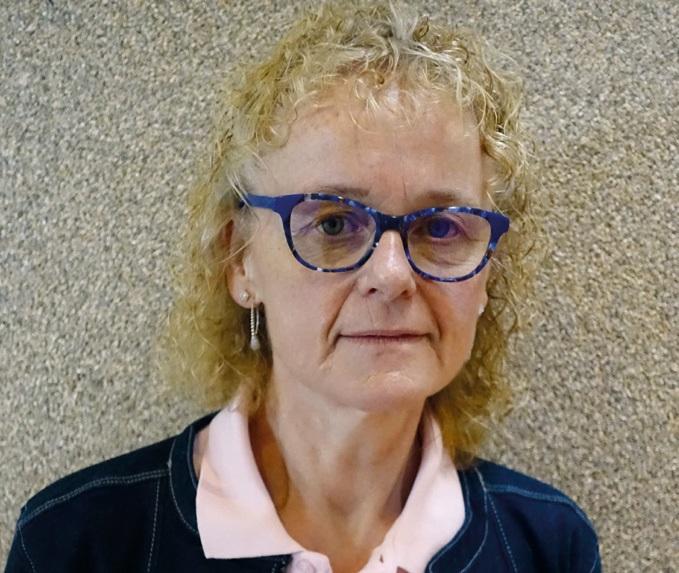 Anne-Françoise Gicquel, présidente de l'ACEHF ©K. Averty